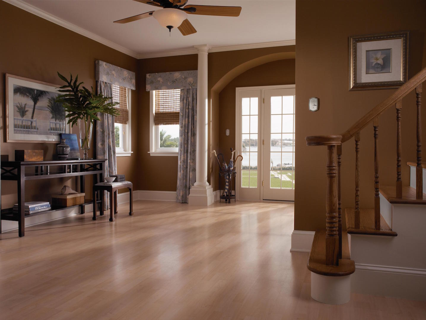 Flooring series pet friendly laminate tampa flooring for Flooring companies