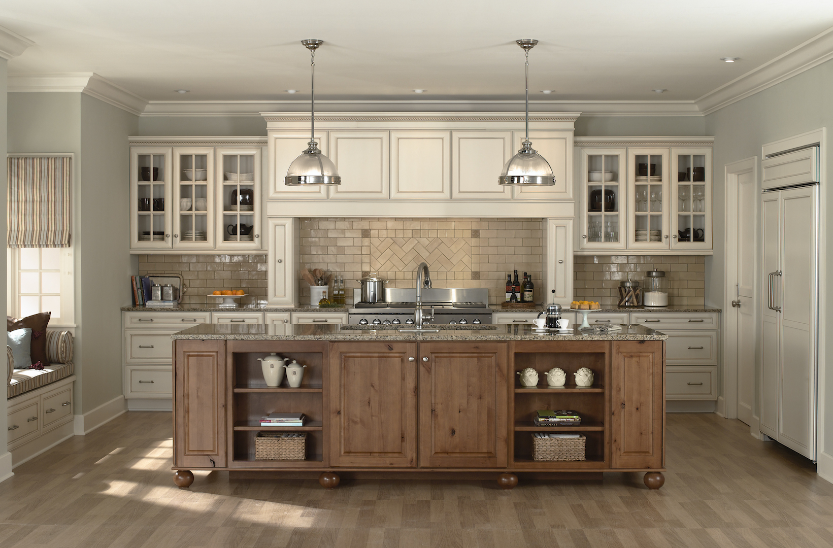 Kitchen Cabinets 101: Finishes - Tampa Flooring Company