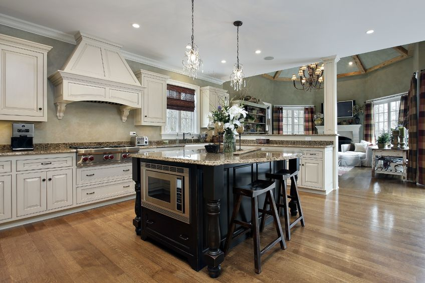 Gourmet Kitchen Design Glamorous Kitchen Design Styles Gourmet  Tampa Flooring Company Inspiration