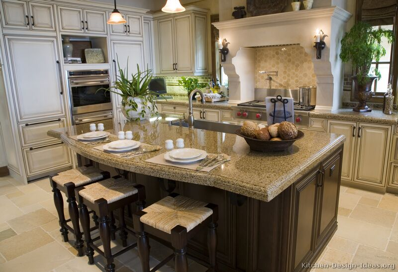 gourmet kitchen design styles - Kitchen Gourment