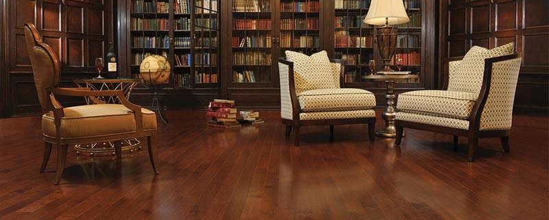 History of Hardwood Floors