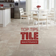 Top Tips for Tile Maintenance