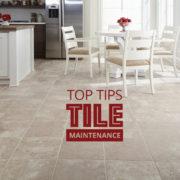 Top Tips for Tile Maintenance