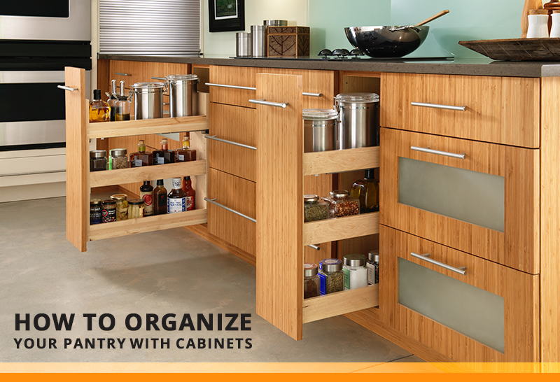 How To Organize Your Pantry With Cabinets Tampa Flooring Company