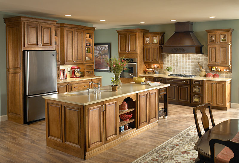Are Wood Cabinets Better Than Laminate Tampa Flooring Company