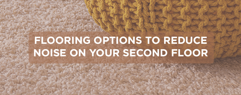 Reduce Noise On Your Second Floor With, Does Laminate Flooring Reduce Noise