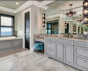 Get a Bathroom Remodel with Go Mobile Flooring, Tampa